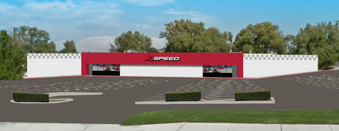 K1 Speed Sandy Location